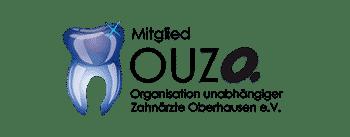 Logo OUZO e.V. - Organisation unabhängiger Zahnärzte in Oberhausen